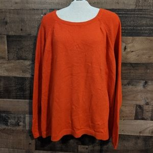 Old Navy Orange Sweater